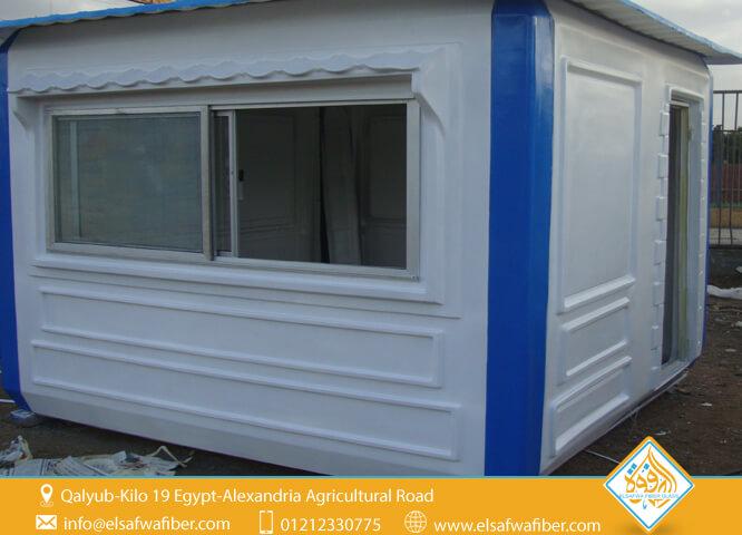 مكاتب – منافذ بيع مقاس 3×3م